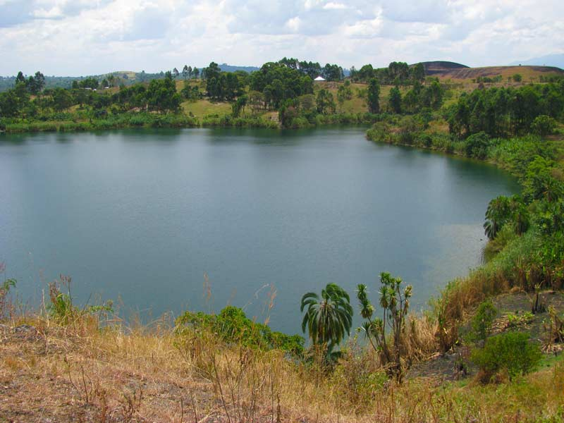 Bigodi Wetlands and Crater Lake