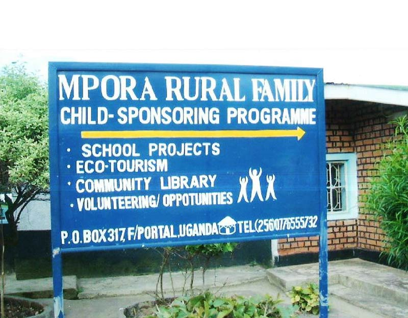 mpora rural family child sponsoring programme